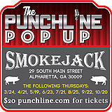 The Punchline At Smokejack