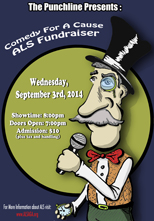 Comedy For A Cause ALS Fundraiser