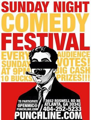 Sunday Night Comedy Festival