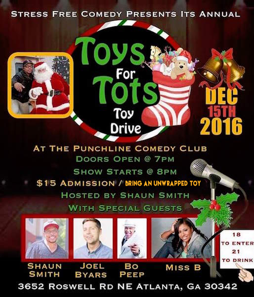 2016 Toys For Tots Show