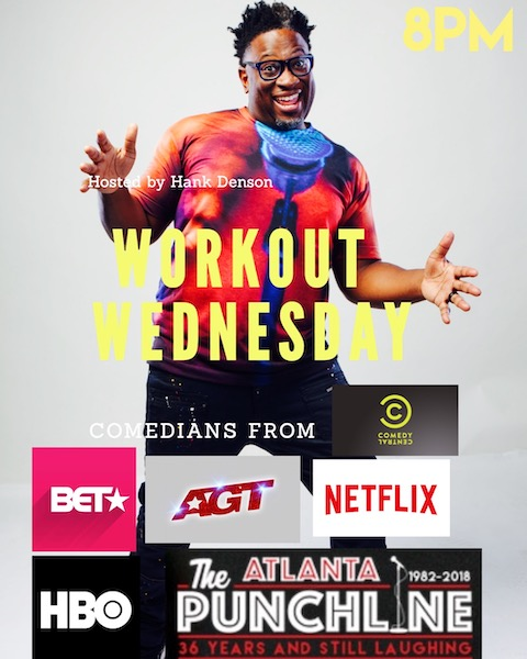 Workout Wednesday With Hank Denson